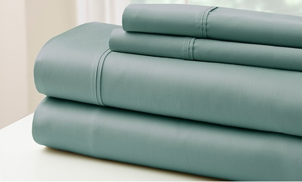 Symphony 1000TC Egyptian-Cotton-Rich Sheet Set from $59.99–$69.99