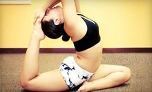 5 or 10 Classes or One Month of Unlimited Classes at Bikram Yoga Voorhees (Up to 72% Off)