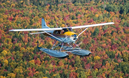 Seaplane Dinner Tour for Two or Four from Acadian Seaplanes (Up to 30% Off)