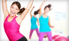 5 or 10 Yoga, Pilates, or Zumba Classes at Follow Yoga (Up to 75% Off)