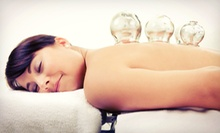 60-Minute Cupping, Trigger-Point, and Deep-Tissue Massage or 60-Minute Custom Massage at Solace Healing (Up to 54% Off)