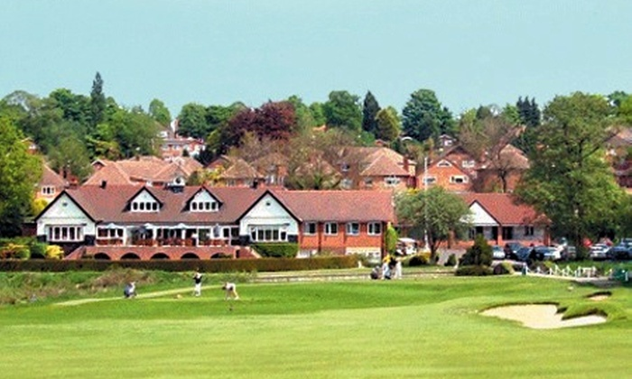 Handsworth Golf Club - Birmingham: 18 Holes of Golf For Two, Four or Eight from £39 at Handsworth Golf Club (Up to 63% Off)
