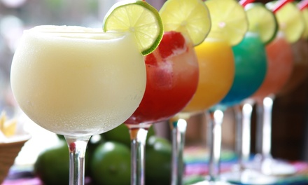 Mexican Food and Margaritas at Cesar's Restaurant (Up to 47% Off)