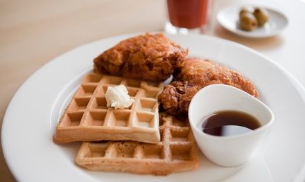 Sunday Jazz Brunch for Two, Four, or Six at Red Cat Jazz Cafe (40% Off)
