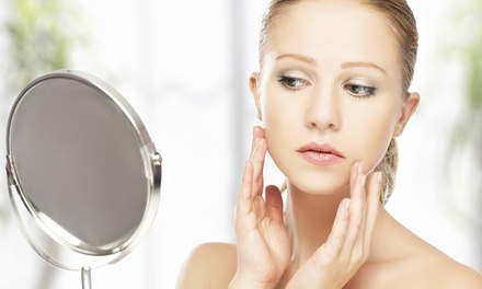 $44 for $80 Groupon — A Touch of Essence Skin Spa