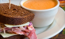 $10 for Two $10 Vouchers for Carryout Sandwiches and Salads at Farmington Deli ($20 Value)