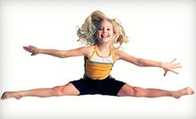 Four or Eight Tumbling, Gymnastics, or Dance Classes at Tumble Time Gymnastics (Up to 67% Off)