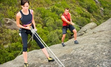 Five-Hour Rock-Climbing Trip for One, Two, or Four from Kentucky Rock &amp; Adventure Guides (Up to 73% Off)
