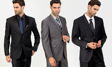 Albini Men's 2-Button Suits