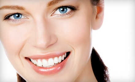 $49 for Two Teeth-Whitening Sessions at Hemi Day Spa ($149 Value)