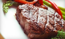 Four-Course Upscale American Dinner for Two or Four with Starters, Entrees, and Desserts at Daks Grill (Up to 57% Off)