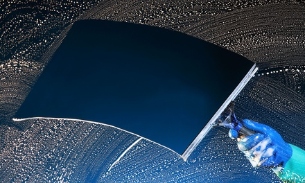 Exterior Window Cleaning for a One- or Two-Story Home from A Fine Shine (Up to 43% Off)