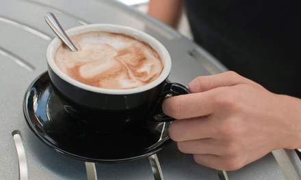 One or Three Groupons, Each Good for $10 Worth of Coffee and Cafe Food at Electric Boat Cafe (Up to 50% Off)