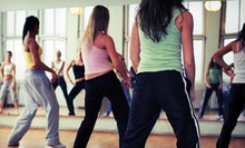 10 Zumba Fitness Classes, One-Day Salsa Crash Course or Four Intro to Salsa Classes at Mambo Room (Up to 75% Off)