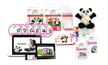 Kid's Language Learning Program from Little Pim (Up to 55% Off). Two Options Available.