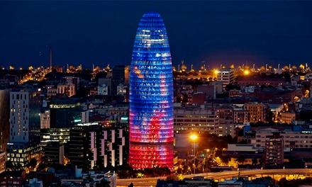 Hotel Azul — Barcelona: 1, 2, 3, 5 ou 7 noites para dois em quarto duplo com pequeno-almoço e welcome gift desde 69€