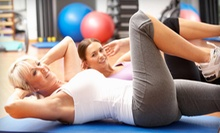 5 or 10 Group Fitness Classes, or Four Personal-Training Sessions with Guided Cardio at MI Fitness (Up to 71% Off)