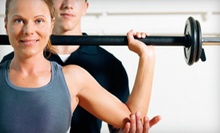 Four or Six One-Hour Personal-Training Sessions at T-3 Health and Fitness (Up to 86% Off)
