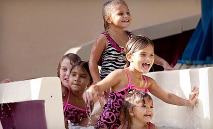 Waterpark Visit with Arcade Games for One or Two at Daytona Lagoon (Up to 57% Off)