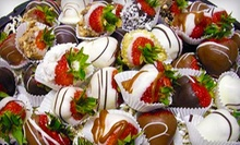 $12.50 for $25 Toward Chocolate-Dipped Fruit and Gourmet Gift Baskets at Anthony's Chocolate Dipped Fruit in Latham