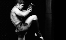 One Month of Unlimited MMA, Boxing, or Karate Classes at D.A.S. Fitness Center (Up to 76% Off)