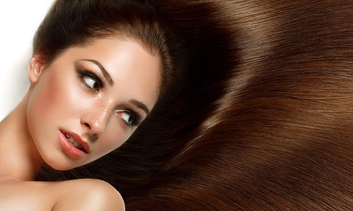 Brush Strokes Hair, Nails and Beauty - Durban: Wash, Cut and Blow-Wave with Treatment and Colour at Brush Strokes Hair, Nails and Beauty