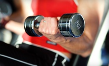 8 or 12 Group Training Sessions at Fitness Revolution (Up to 75% Off)