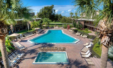 Stay at Quality Inn International in Orlando, FL