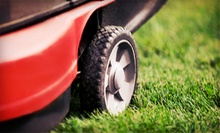 Two, Six, Twelve, or Twenty-Four Lawn-Mowing Visits from Trimmers Lawncare (Up to 63% Off)