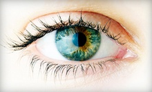 $2,400 for LASIK for Both Eyes at St. Michael's Eye &amp; Laser Institute ($4,800 Value)