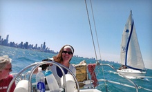 $99 for a Three-Hour Introductory Sailing or Racing Lesson from 3rd Coast Cruising ($300 Value)