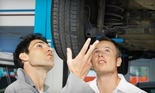 State Inspection and Emissions Test at JMJ Automotive and Express Lube (Up to 60% Off). Two Options Available.