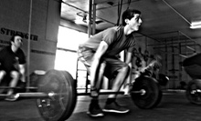 $39 for One Month of Unlimited CrossFit Classes at All or Nothing Strength and Conditioning ($120 Value)