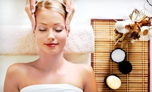 One or Three 60-Minute Massages with Aromatherapy, Head Massage, and Foot Scrub at Body Equilibrium (Up to 55% Off)