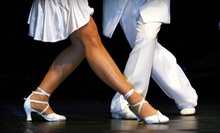 $29 for Two Private Lessons, One Group Lesson, and One Party for One or Two at Always Ballroom Dance Studio ($250 Value)