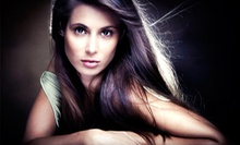 Haircut, Color Services, or Keratin Treatment at Yalda Beauty Salon (Up to 57% Off). Five Options Available.