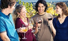 Two-Hour Wine-Tasting Class for Two or Four, or a Wine Tasting and Tour for Six at Desert Moon Vineyards (Up to 57% Off)