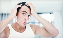 6 or 12 Weeks of Laser Hair-Restoration Treatments at Embassy Studios (Up to 90% Off)