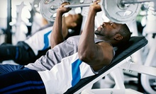 One-, Three-, or Six-Month Membership at The Gym at Sandcastle (Up to 76% Off)