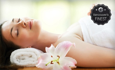 $99 for a True Wellness Spa Package, Including Massages and Facial, at Sabai Thai Spa ($308 Value)