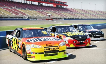 Racing Experience or Ride-Along from Rusty Wallace Racing Experience (Half Off). Four Dates Available.