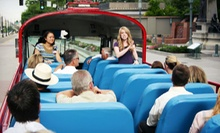 One- or Two-Day Salt Lake City Tour for Two or Four from US Bus Utah (Up to 56% Off)
