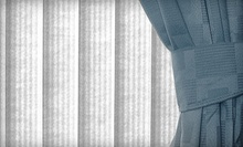 Window Blinds, Shades, or Shutters at Fabrics & More (67% Off)