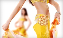 10 or 20 Dance Fit or Cardio Belly Dance-Fitness Classes at Brancée Dance Fit at Dance To My Rhythm (Up to 80% Off)