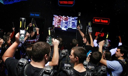 Laser Tag for Two or Four at LaserCraze (Up to 46% Off)