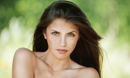 Haircut and Deep Conditioning with Option for Single Color or Highlights at Mane Attraction Salon (Up to 61% Off)