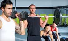 Four CrossFit Classes or One Month of Unlimited CrossFit Classes at Regenesis Health and Fitness (Up to 80% Off)