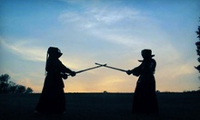 Three or Six Private Kumdo/Kendo Sword-Fighting Classes at Virginia Kumdo Academy (Up to 65% Off)