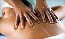 60- or 90-Minute Deep-Tissue and Energy-Balancing Massage at A Healing Vibration (Up to 52% Off)