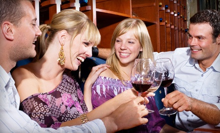 VIP Seated Tasting with Tour for Two or Four at NakedWines.com Wine Studio and Tasting Lounge (Up to 75% Off)